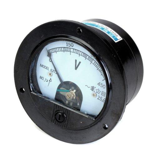 Round Analog Panel Meters : Q round ach v voltage volt analog panel meter
