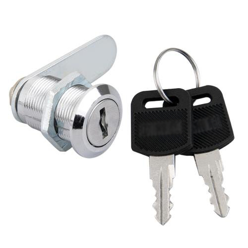 Cam lock for door cabinet mailbox drawer cupboard 25mm for Cam lock kitchen cabinets