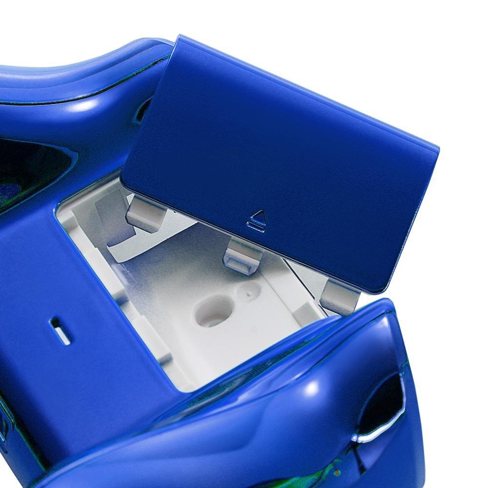 Bleu housse coque couverture peau pour microsoft xbox un for Housse couverture