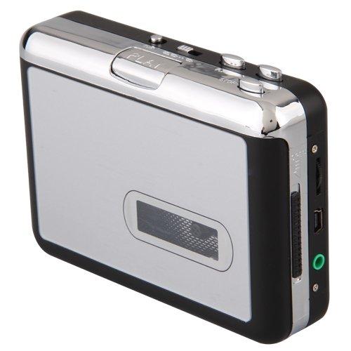 lecteur usb tape cassette adaptateur en format mp3 audio. Black Bedroom Furniture Sets. Home Design Ideas