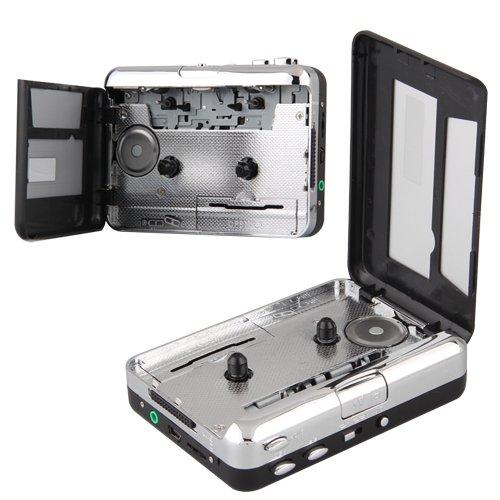 kassette zu mp3 pc umwandler konverter usb kassettenplayer gy ebay. Black Bedroom Furniture Sets. Home Design Ideas