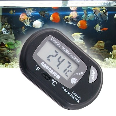 Thermometre numerique LCD Compteur pour Aquarium terrarium M1 5