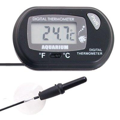 Thermometre numerique LCD Compteur pour Aquarium terrarium M1