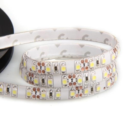 5m 600 3528smd led leiste strip band streif wasserdicht weiss fuer deko gy. Black Bedroom Furniture Sets. Home Design Ideas