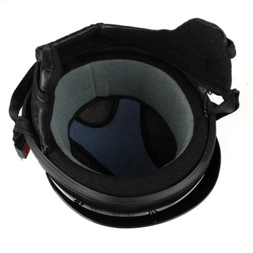 casque velo vtt vtc bicyclette helmet bleu visiere goggle tour de cou wt ebay. Black Bedroom Furniture Sets. Home Design Ideas