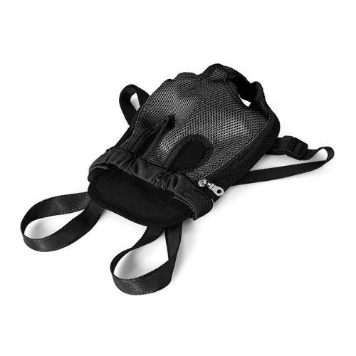 Black Dog Pet Cat Carrier Backpack Bag Net Adjustable S CT