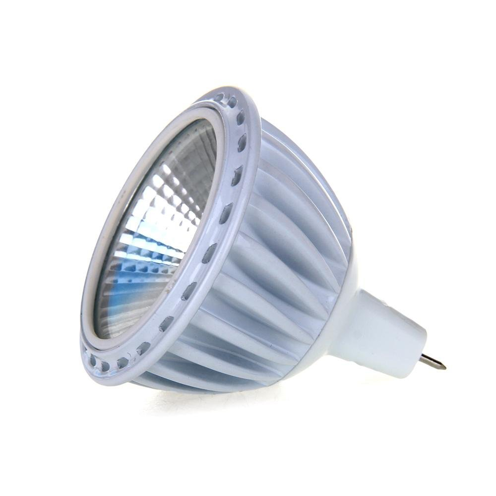 gu5 3 mr16 6w cob led lamp spot light bulb light bulb 420lm 60 3000k wa f8j ebay. Black Bedroom Furniture Sets. Home Design Ideas
