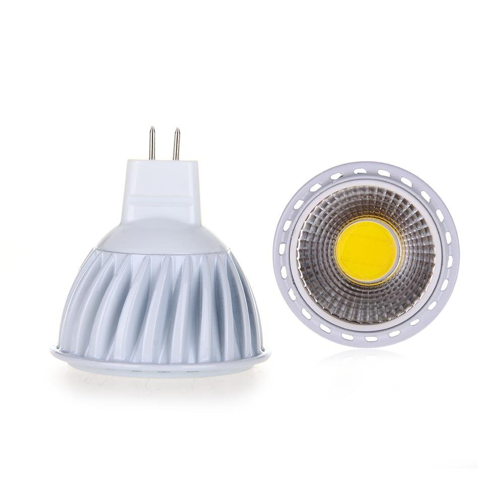 3x gu5 3 mr16 6w cob led lampe 420lm 60 3000k warmweiss dc 12v gy ebay. Black Bedroom Furniture Sets. Home Design Ideas