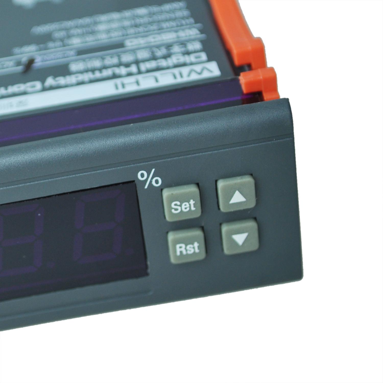 AC 220V Digital Air Humidity Control Controller WH8040 S* eBay #AC421F