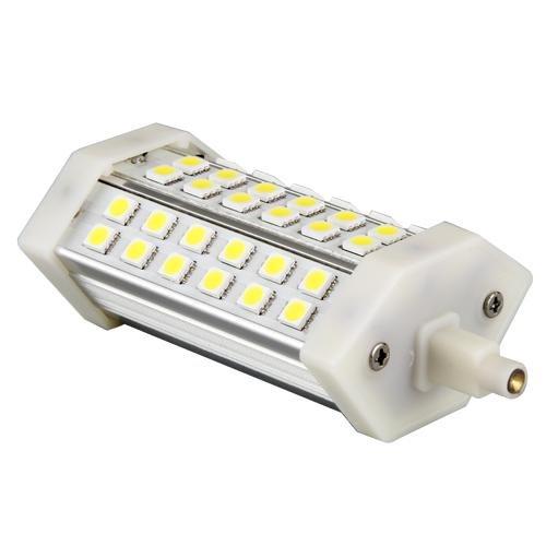 5x r7s j118 36 5050 smd bombillas led linterna barra for Bombilla halogena r7s led