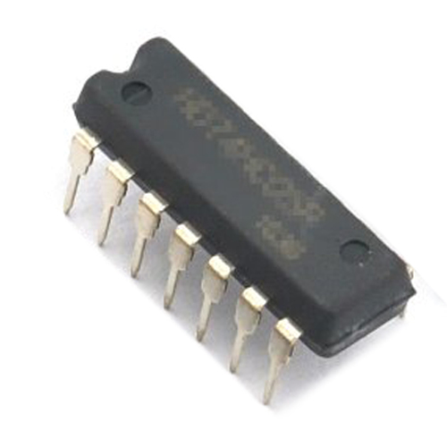 5x 74hc595 porte cmos logique ic 5 pieces 8 bit for Porte logique or