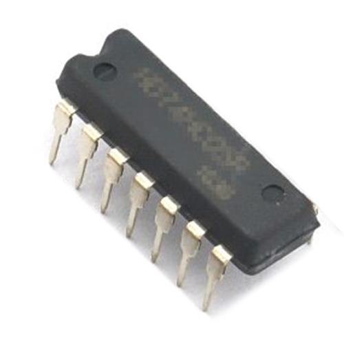 5x 74hc595 porte cmos logique ic 5 pieces 8 bit for Porte logique and