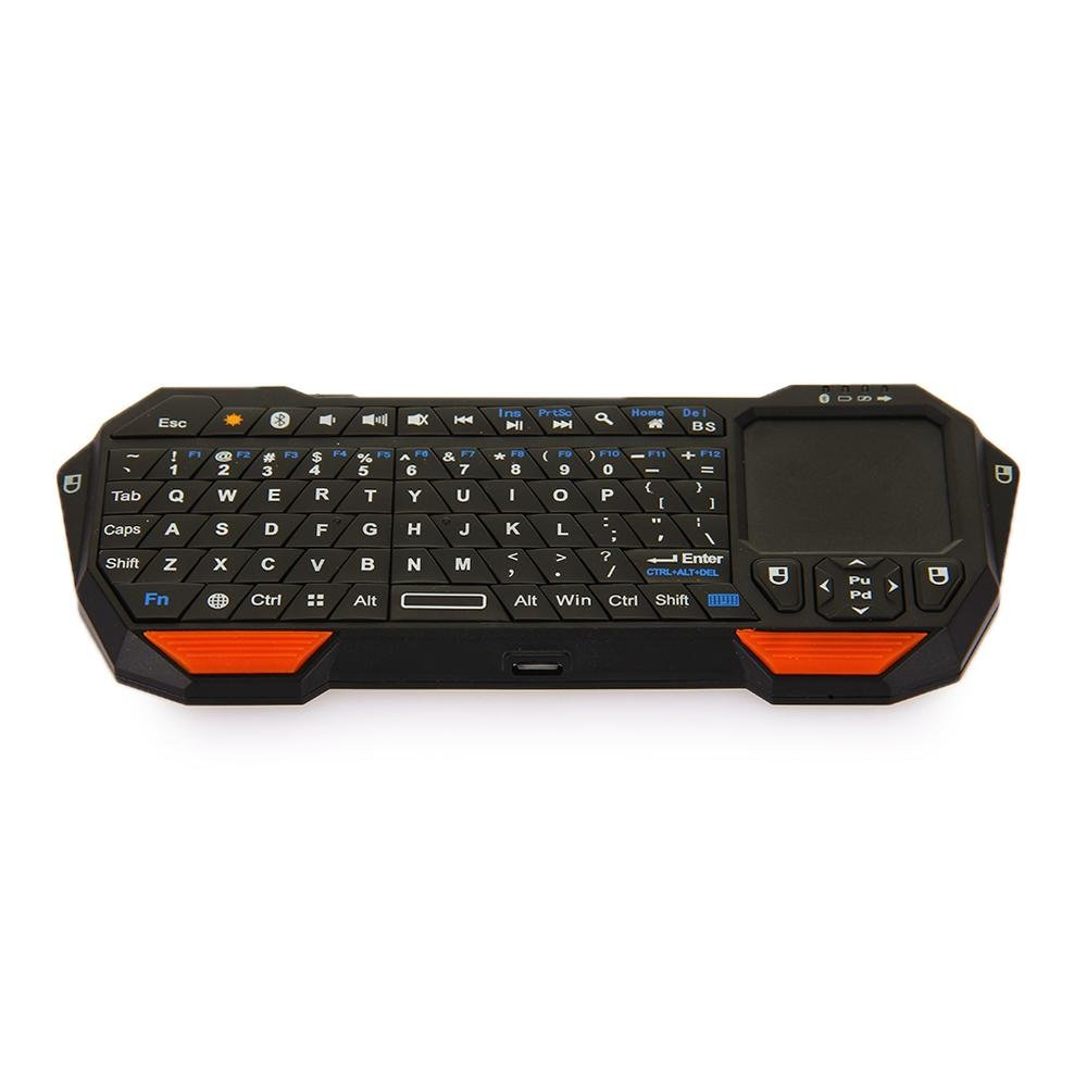 Mini Portable Wireless Bluetooth 3 0 Keyboard With Mouse