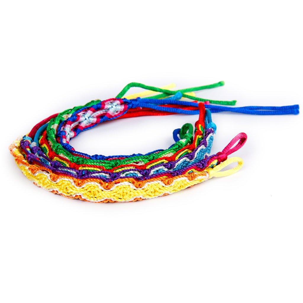 braided gimp bracelets - photo #39