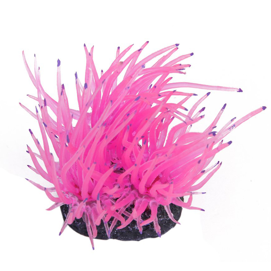 Fish Tank Coral : ... about 2x(Artificial Coral for Fish Tank Aquarium Decoration (Pink) CT