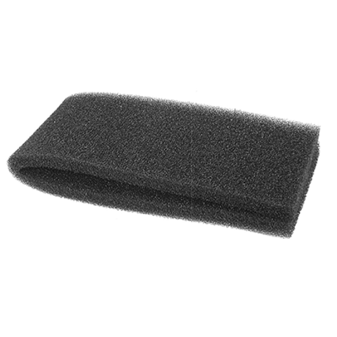Black biochemical filter foam pond filtration fish tank for Pond filter sponges