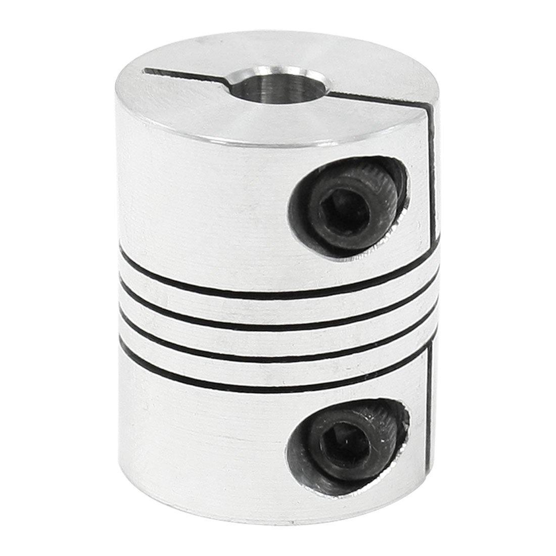 25s8 Cnc Motor Shaft Coupler To 8mm Flexible