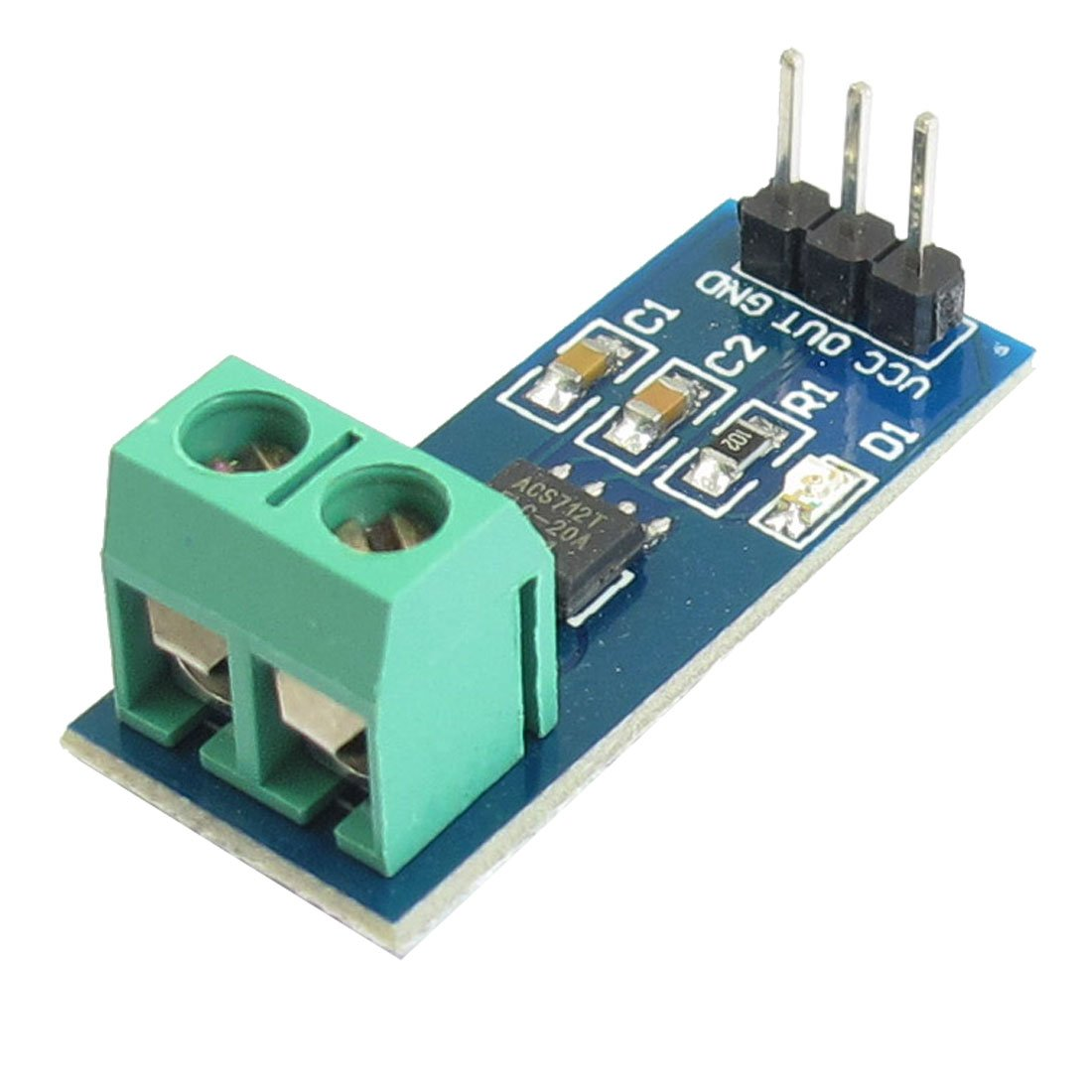 Current Sensing Probe : Acs current sensor module detector amps amperage