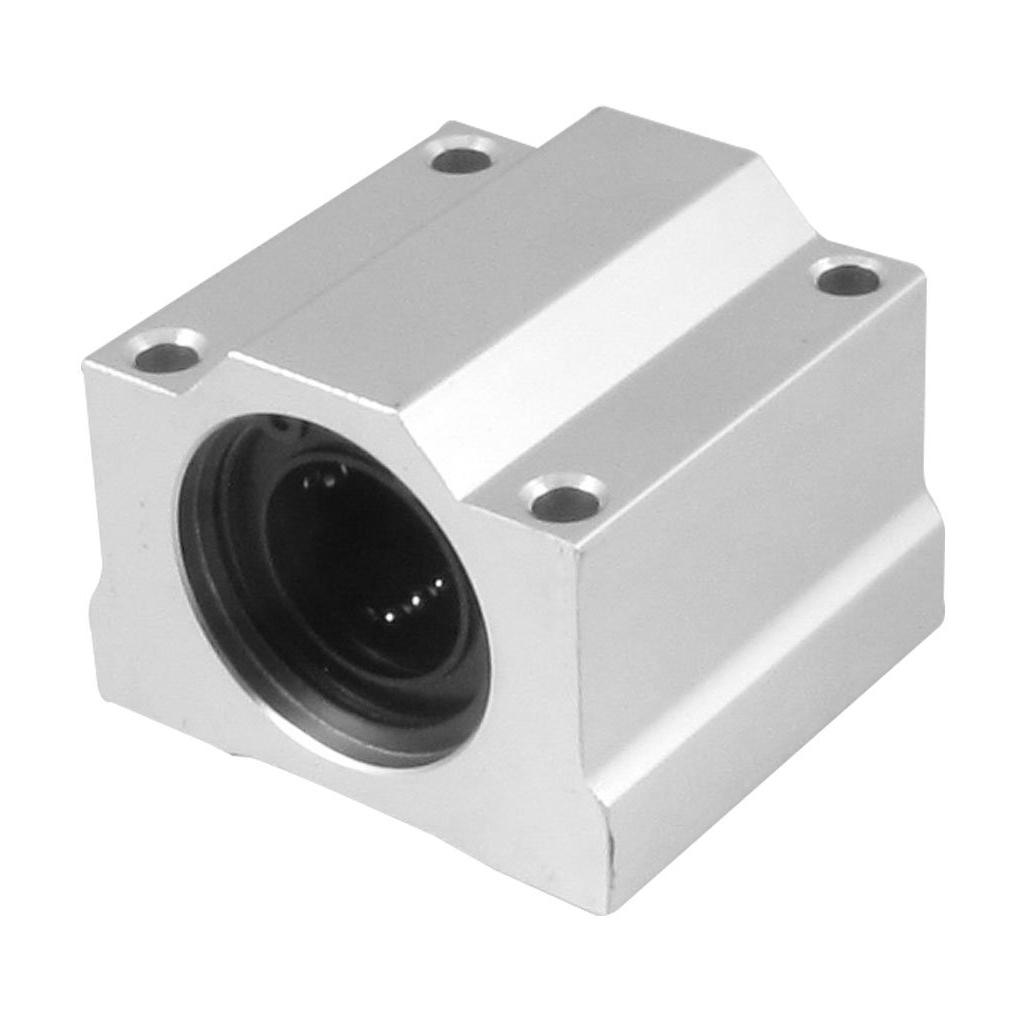 Scs20uu 20mm linear motion ball bearing slide bushing bf for Red wing ball bearing ac motor