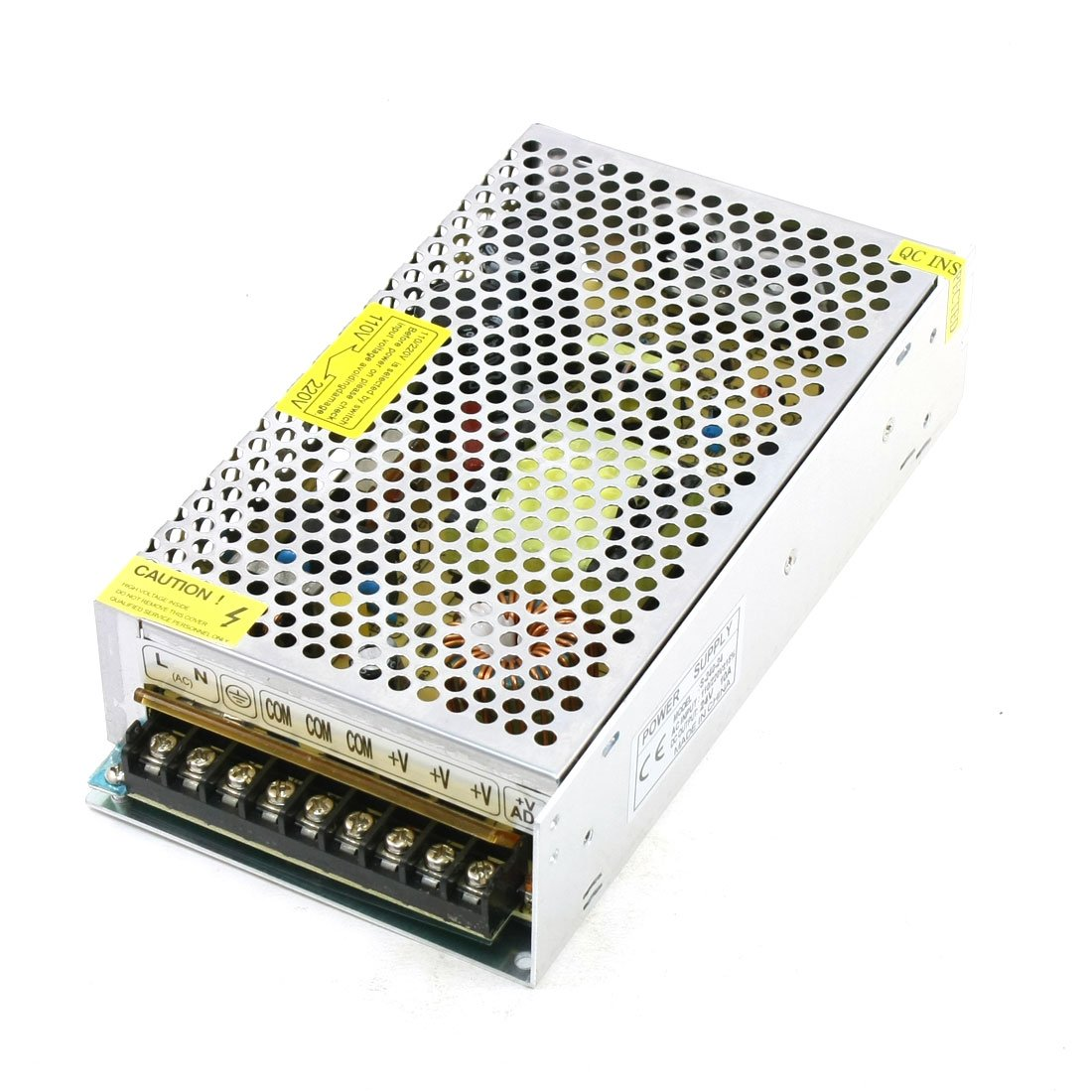W2N9 5X S-240-24 Aluminum Housing Output DC 24V 10A 240W LED Power Supply W2N9