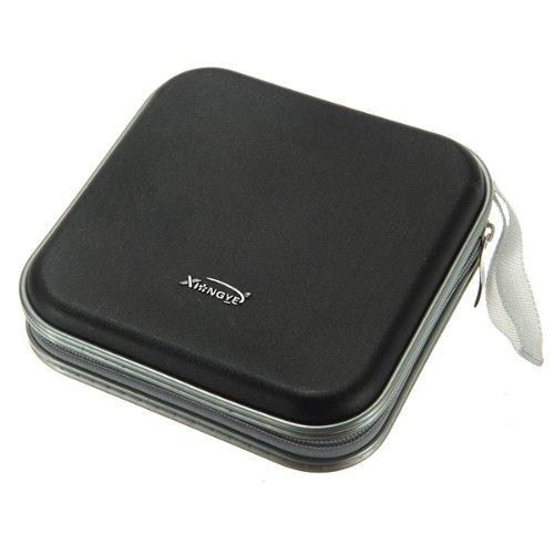 Rangement boite pochette etui range 40 cd dvd sac sacoche - Pochette range cd originale ...