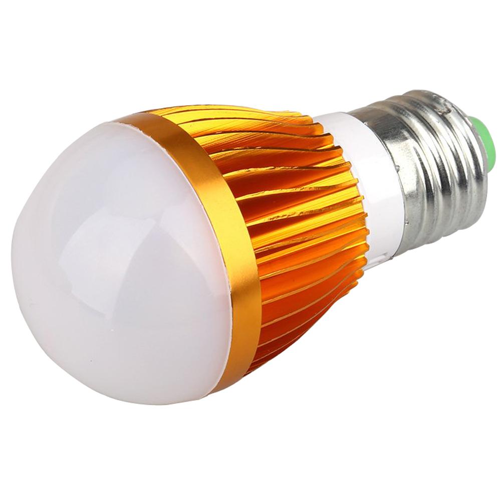 5x 3w e27 led kugel lampen birnen energiesparende hohe helligkeit 110v 245v gy ebay. Black Bedroom Furniture Sets. Home Design Ideas