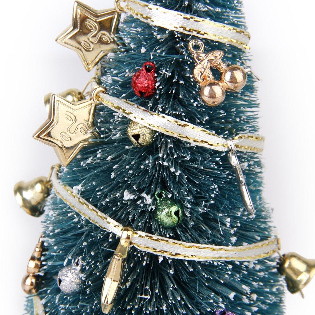 3x puppenhaus miniatur weihnachtsbaum verzierungen 1 12. Black Bedroom Furniture Sets. Home Design Ideas