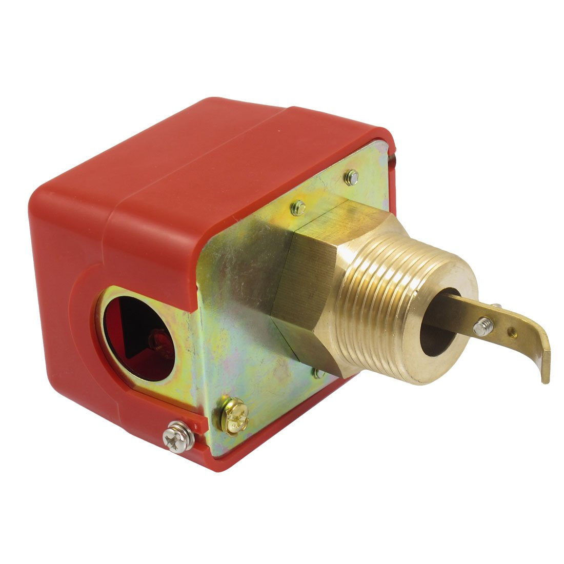 Ac v a male thread spdt water paddle flow switch hfs