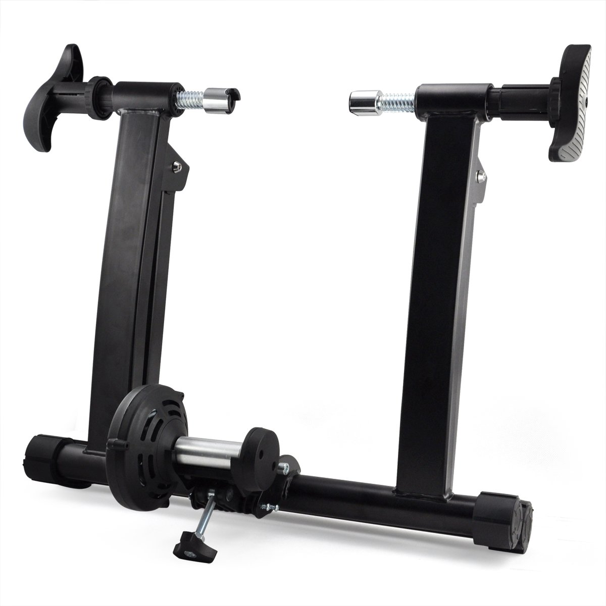 Foldable Bike Turbo Trainer Stand Indoor Variable Speed