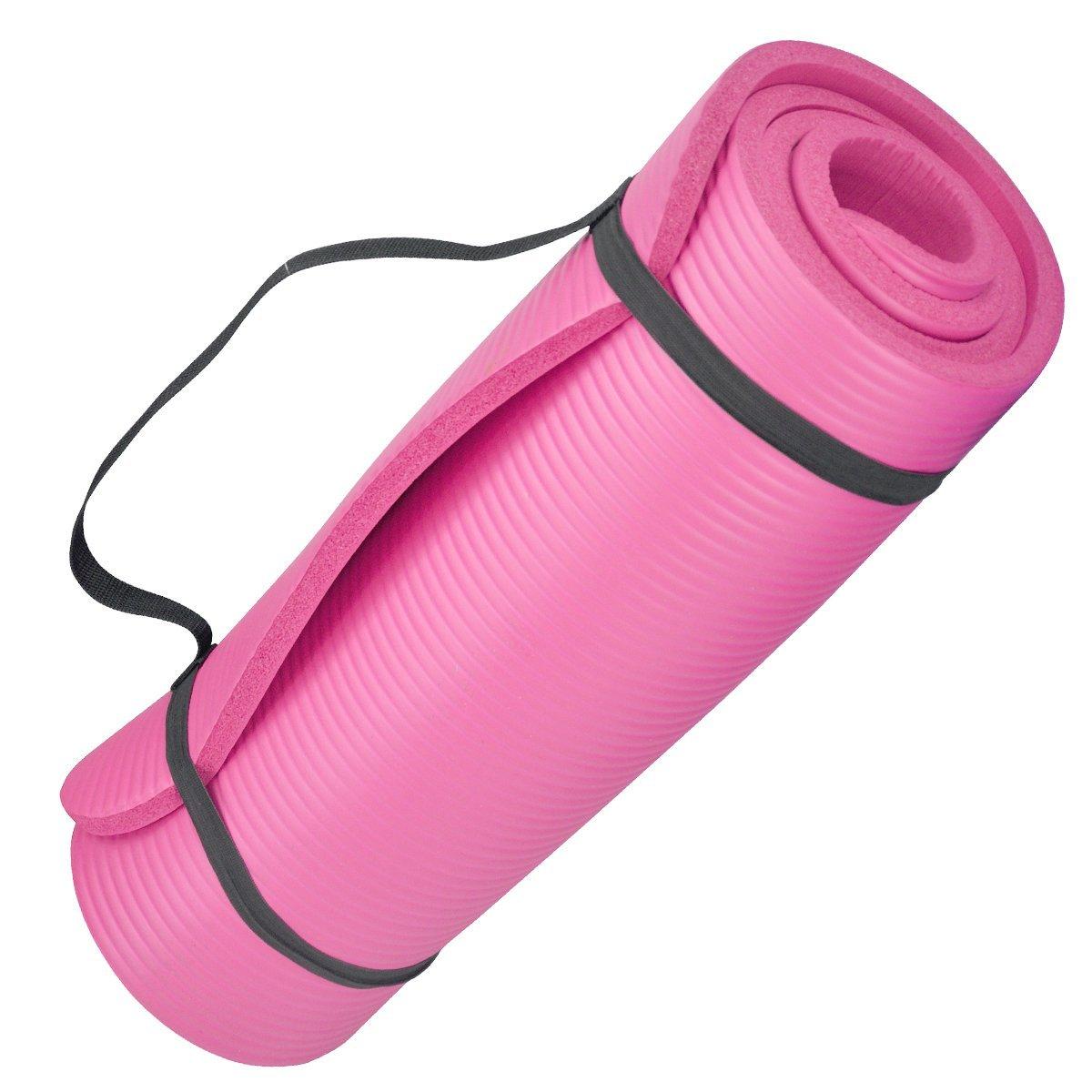 Exercise Yoga Mat Boxing Fitness Training Pilates Non Slip