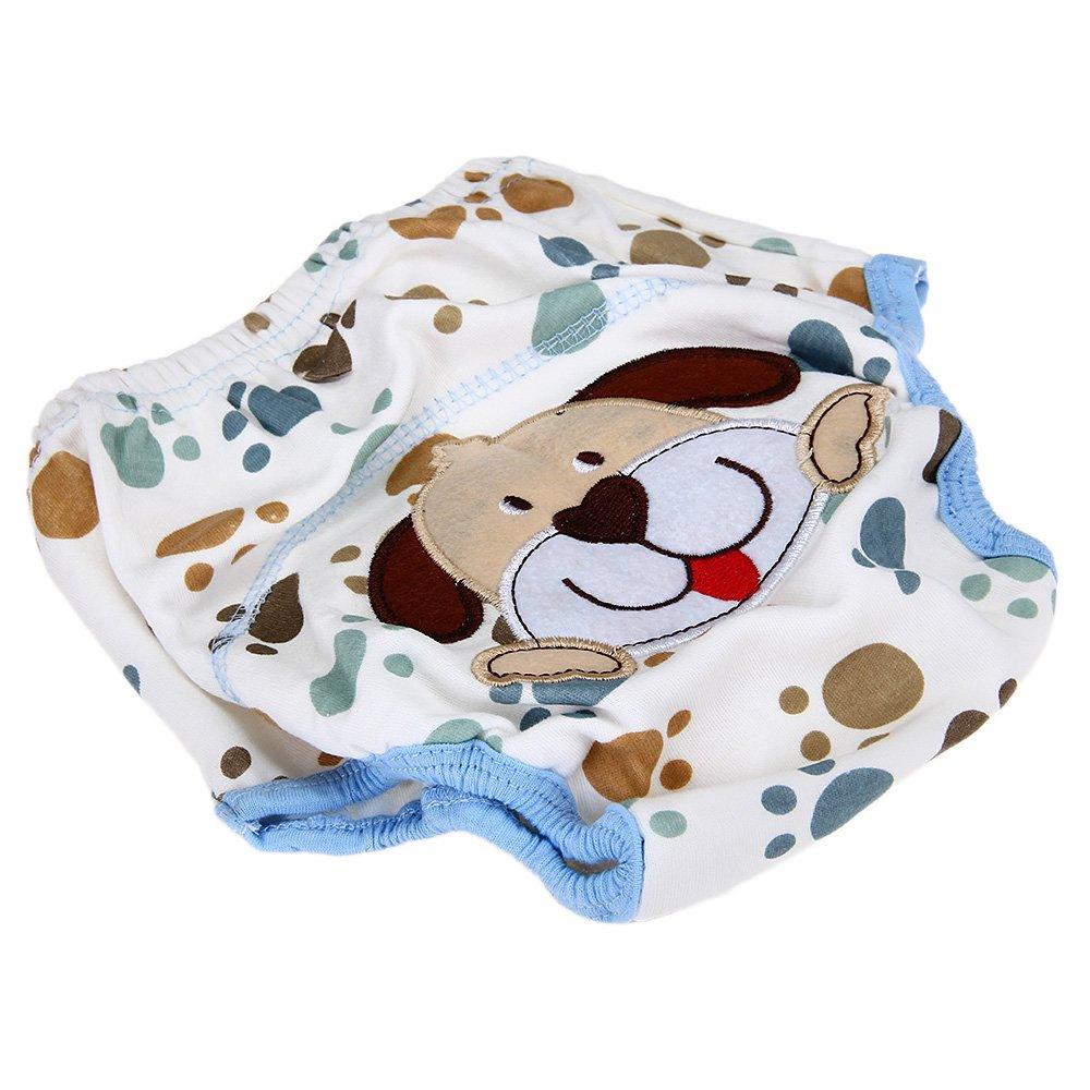 couche culotte d 39 apprentissage lavable en coton etanche chien pour bebe o4a3 ebay. Black Bedroom Furniture Sets. Home Design Ideas