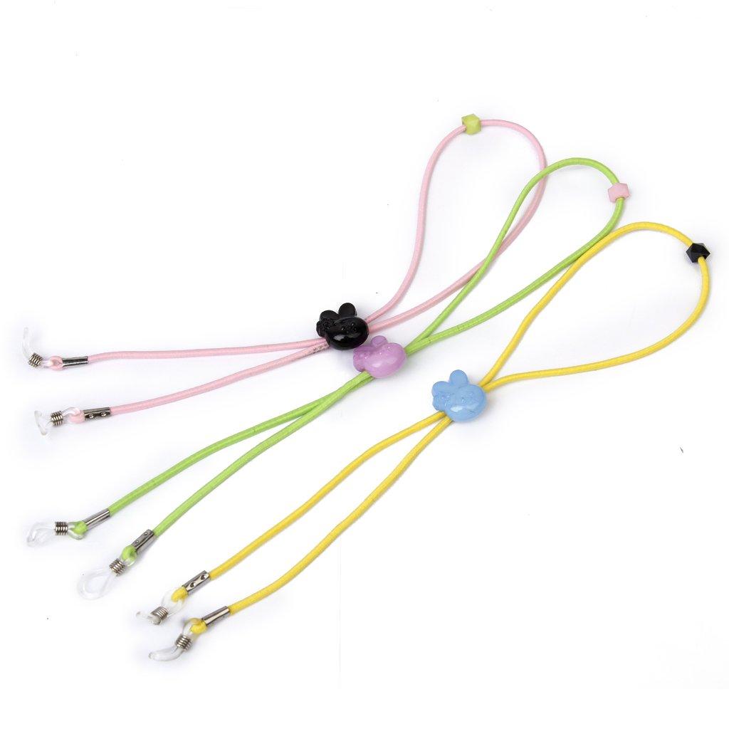 12pcs children eyeglass spectacles eyewear neck cord