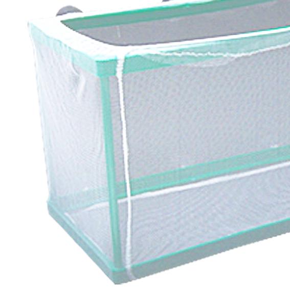 Aquarium fish tank guppy breeding breeder baby fry net for Fish breeding net