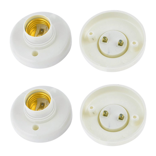 installer l'ampoule fluorescente dans la douille du tube