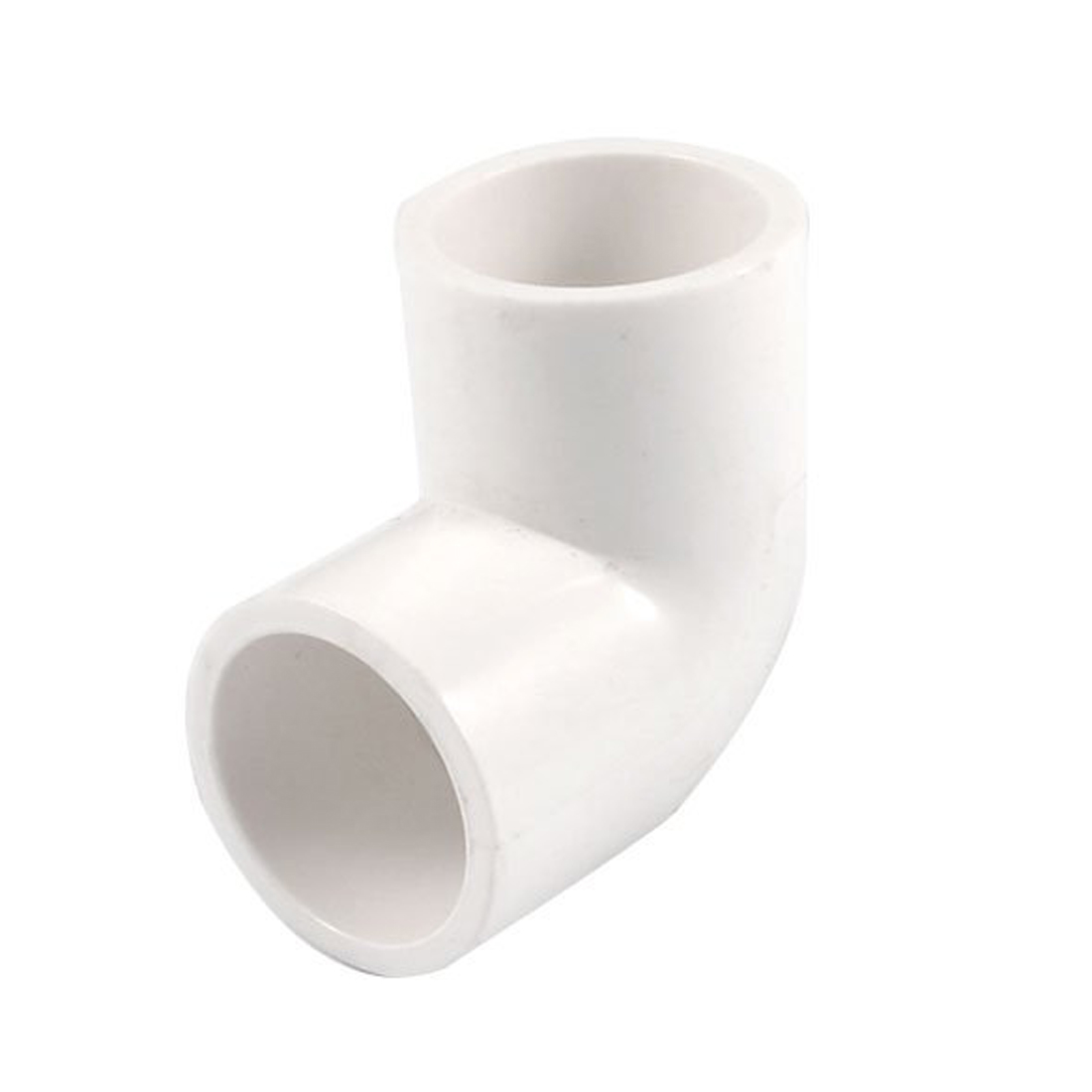 5 pieces 20mm dia 90 angle degree elbow pvc pipe adapter white ws. Black Bedroom Furniture Sets. Home Design Ideas
