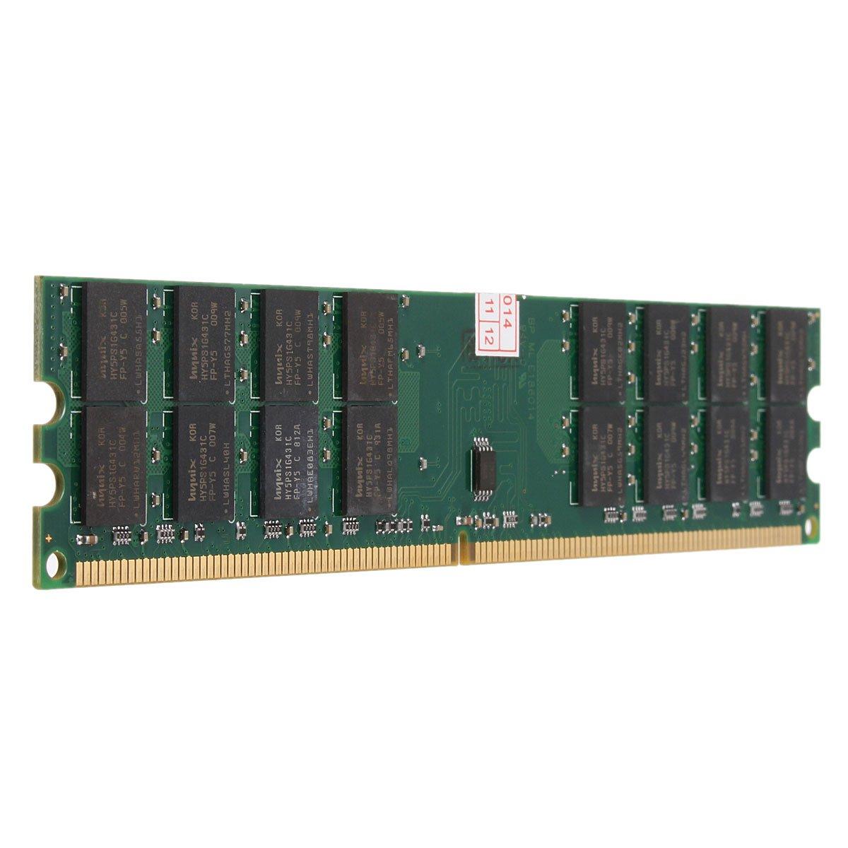 4GB 4G DDR2 800MHZ PC2 6400 Computer Memory RAM PC DIMM