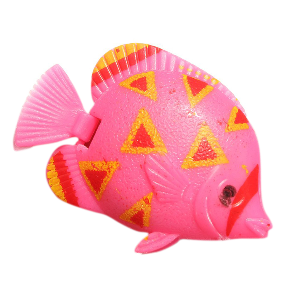 10 Floating Artificial Decoration Fish Decoration