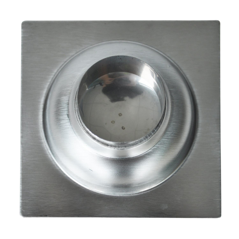 Stainless steel floor drain strainer cover 3 1 2 sh ebay for 10 inch floor drain cover