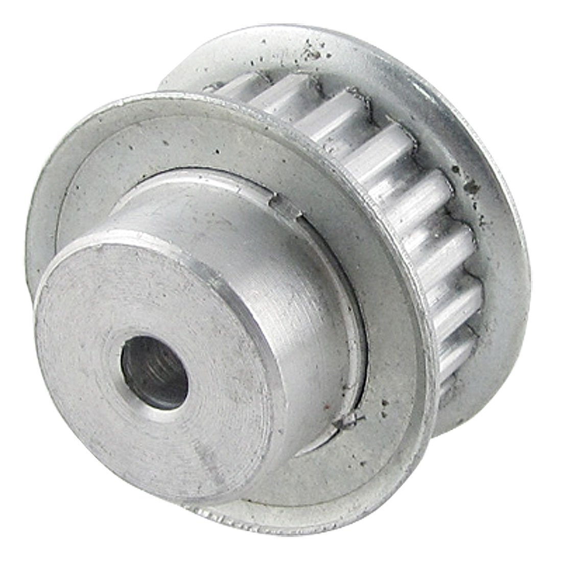 Xl Pulleys And Belts : Double flange xl type quot pitch tooth groove belt