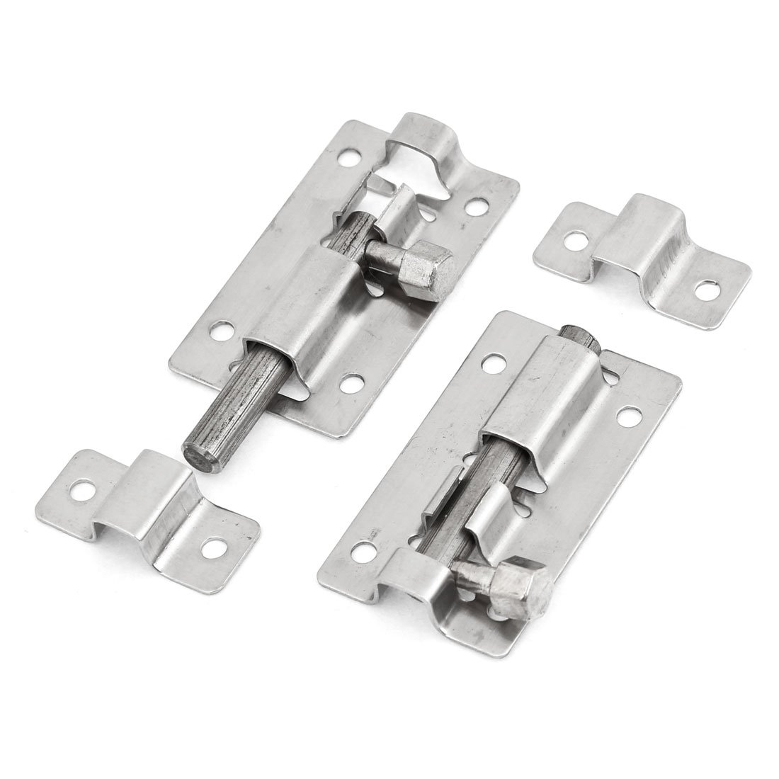 2 sets 63mm long interior door lock stainless steel slide barrel does not apply vtopaller Image collections