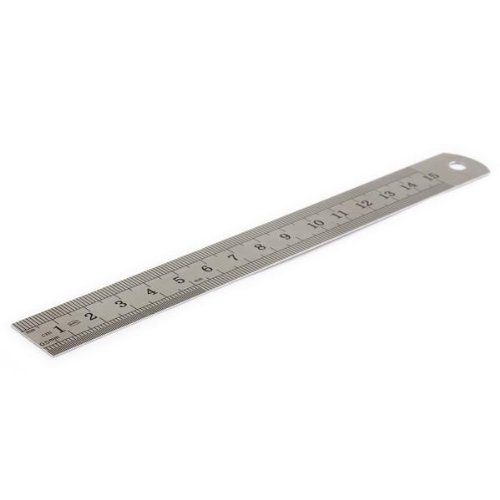 Machinist Measuring Instruments : Stainless steel measuring ruler rule scale machinist tools