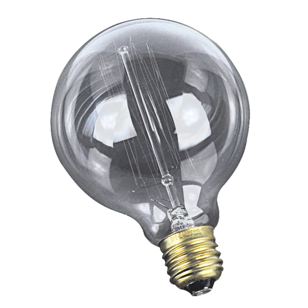 E27 40w Vintage Retro Filament Tungsten Light Bulb Hy Ebay