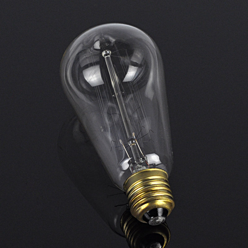 E27 40w vintage retro filament tungsten light bulb a19 bot ebay Tungsten light bulbs