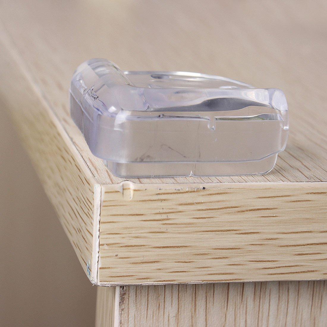 8pcs kantenschutz eckenschutz kinder soft. Black Bedroom Furniture Sets. Home Design Ideas