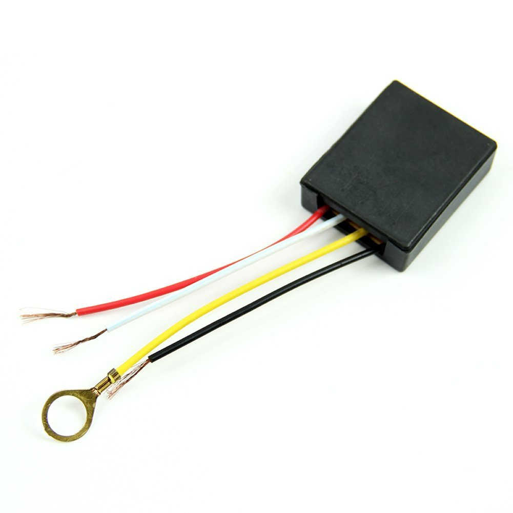 Touch Switch For Lamp Table Light Parts On Off 1 Way Touch Control Sensor Bulb Lamp
