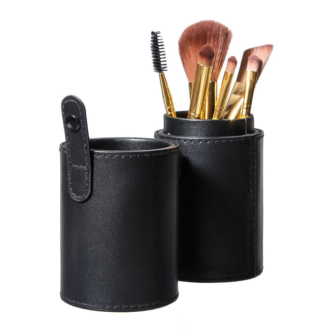 boite trousse tube etui case pour pinceau a maquillage. Black Bedroom Furniture Sets. Home Design Ideas