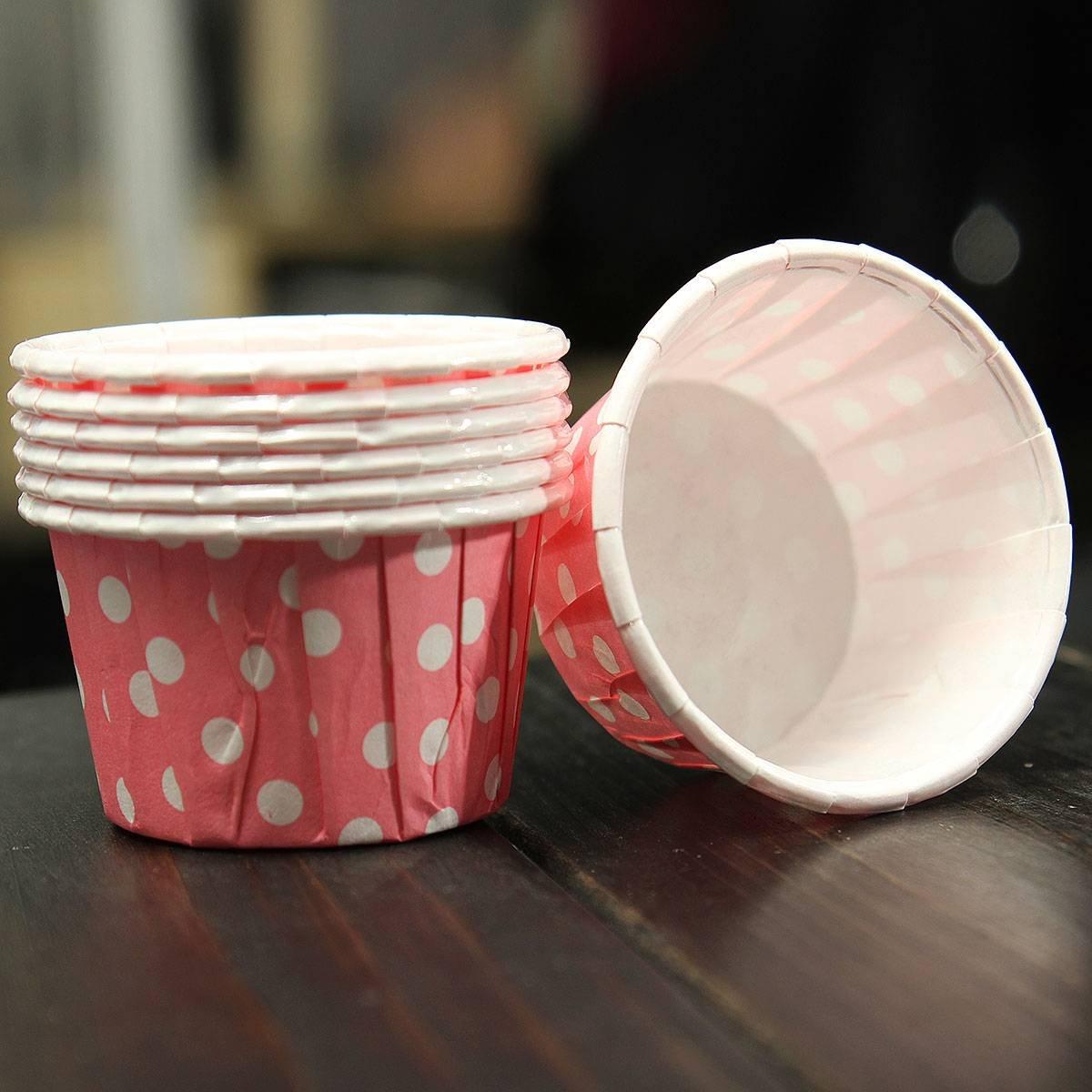 Paper cake cases