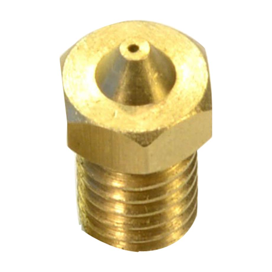 3PCS Nozzle 0.4mm for RepRap 3D Printer compatible with E3D Golden G1J1
