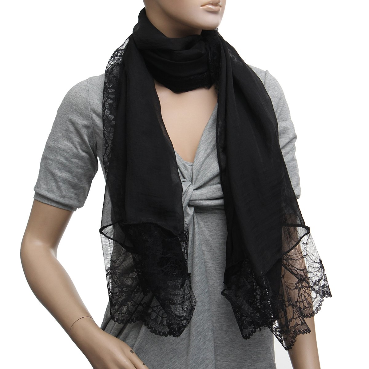 Discover the elegance of a Lace Scarf, Women's Lace Scarf, and Juniors Lace Scarf at Macy's. Macy's Presents: The Edit - A curated mix of fashion and inspiration Check It Out Free Shipping with $99 purchase + Free Store Pickup.