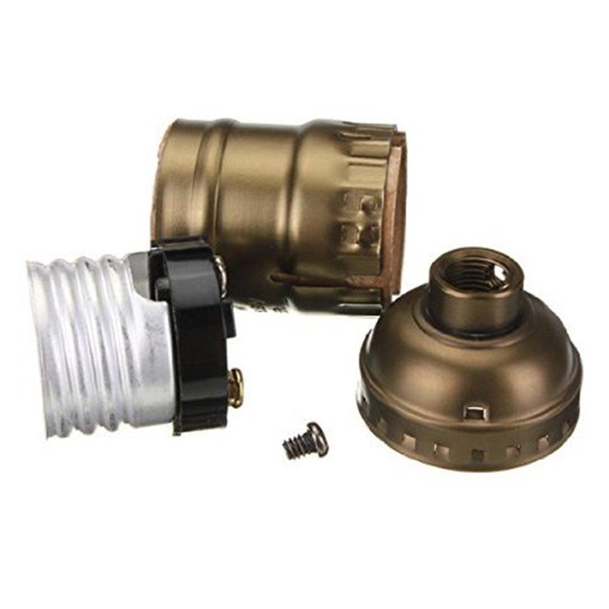 Sunny Edison Vintage Lamp Light Base Socket Holder Adapter